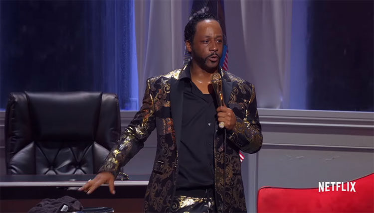 "Katt Williams' ""Great America"" comedy special coming to Netflix"