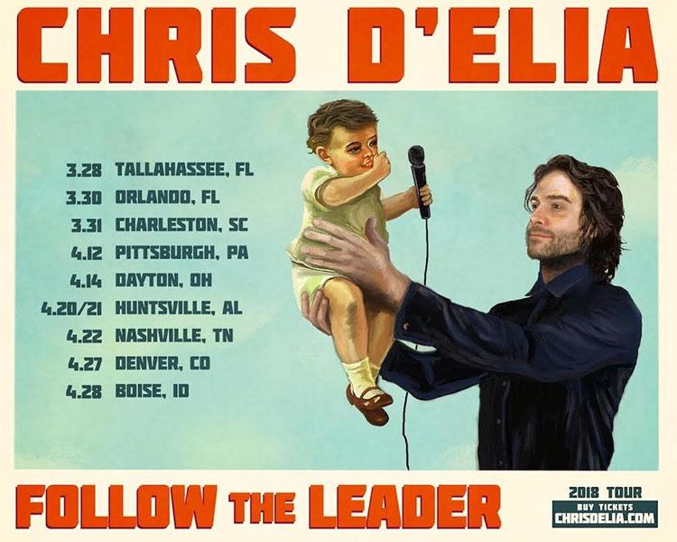 Chris D'Elia - Follow The Leader