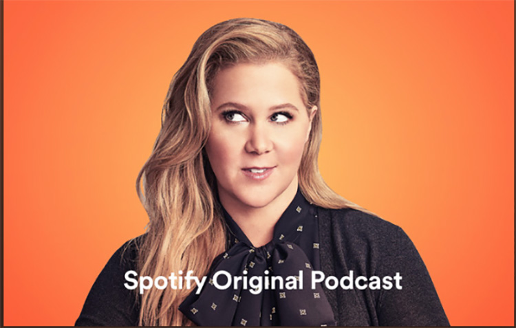 "Amy Schumer's new Spotify podcast, ""3 Girls, 1 Keith"" is dropping June 21st"