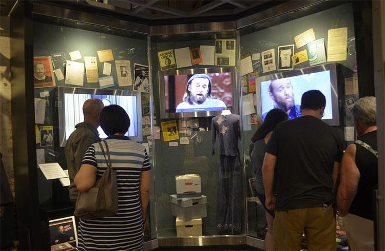 Carlin Exhibit