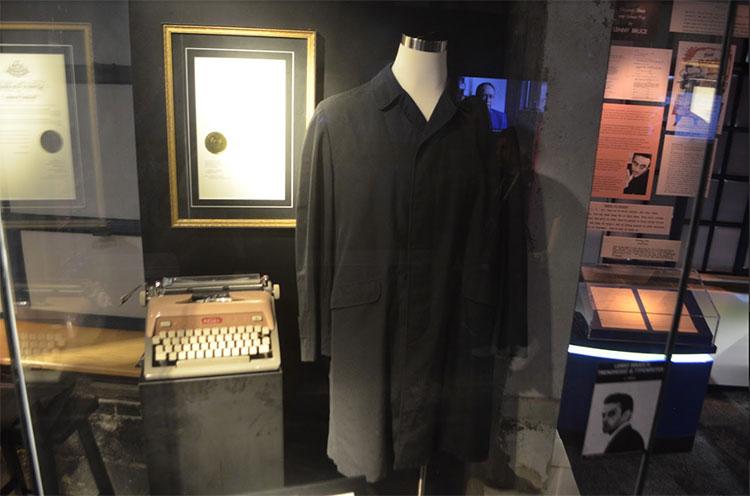NYCC Lenny Bruce
