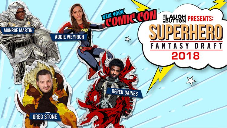 Superhero Fantasy Draft
