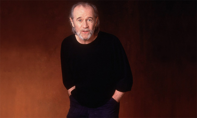 Image result for george carlin biopic