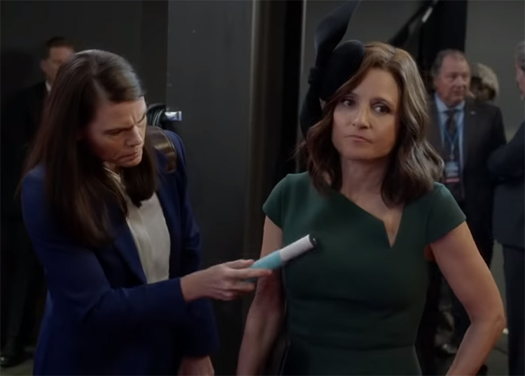 Watch the trailer for the final season of ?VEEP?