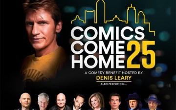 Comics Come Home 25