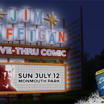 Jim Gaffigan to do some drive-thru tour dates