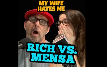 My Wife Hates Me - Mensa