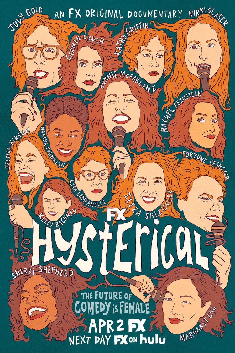 Hysterical - poster 1
