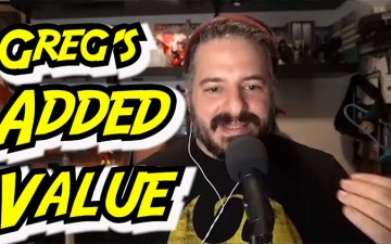The Rad Dudecast - Greg's Added Value