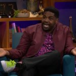 PUMA and Foot Locker made special sneakers for Ron Funches, paying homage to his son