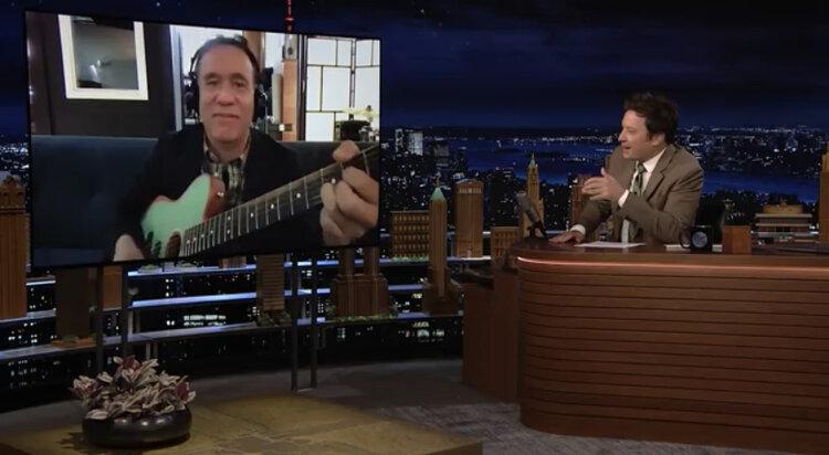 Fred Armisen - Tonight Show