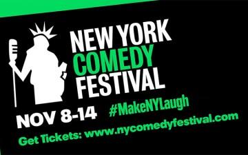 NY Comedy Festival 2021