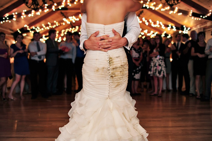 The Cleaning Process For Wedding Dresses
