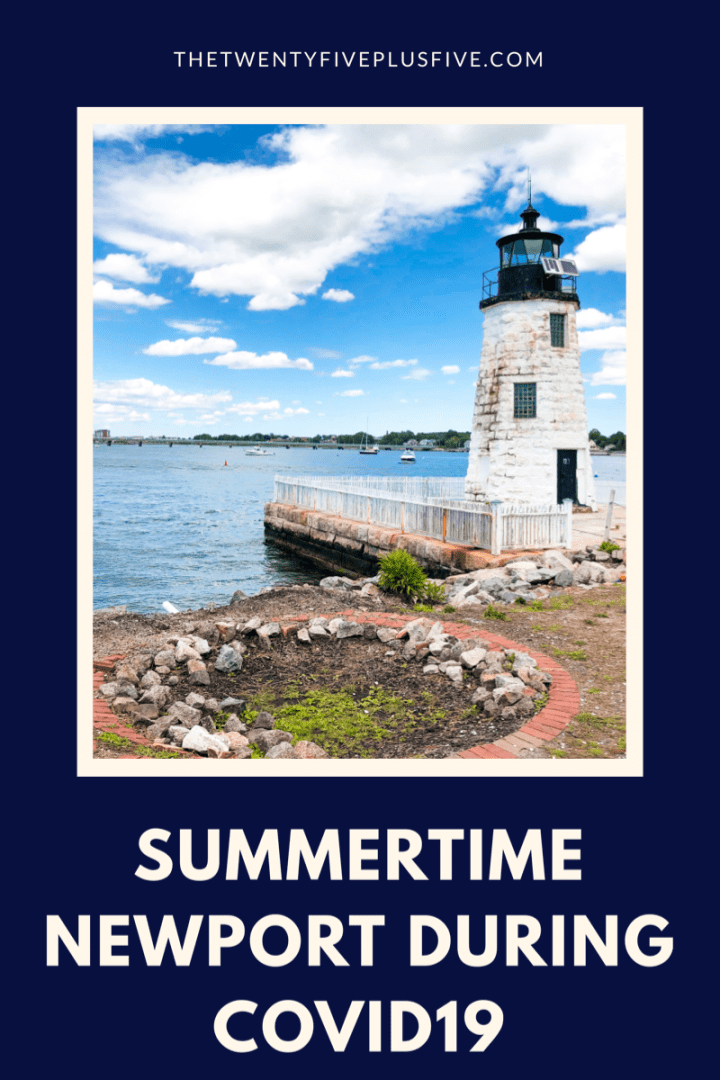 Summertime Newport During Covid19