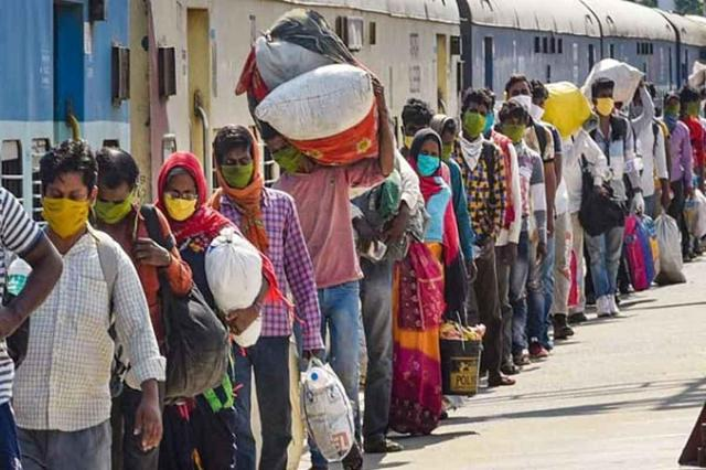 MIGRANT LABOUR RIGHTS DURING THE PANDEMIC - The Law Code