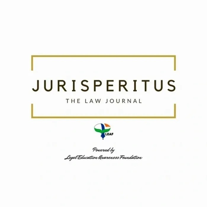 Call for Paper by Jurisperitus: The Law Journal: Volume 4, Issue 3 (ISSN 2581-6349)
