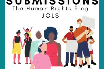 Call for Submission: The Human Rights Blog - The Law Communicants