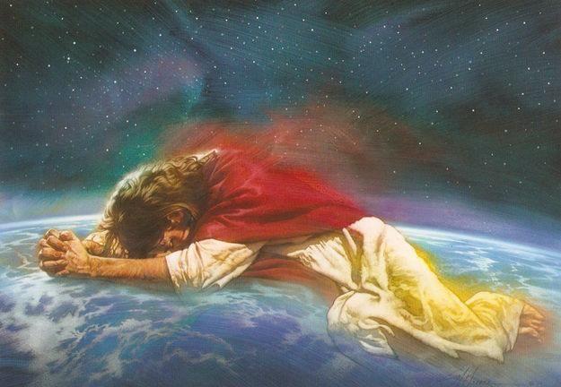 Fr. James: For God so loved the world