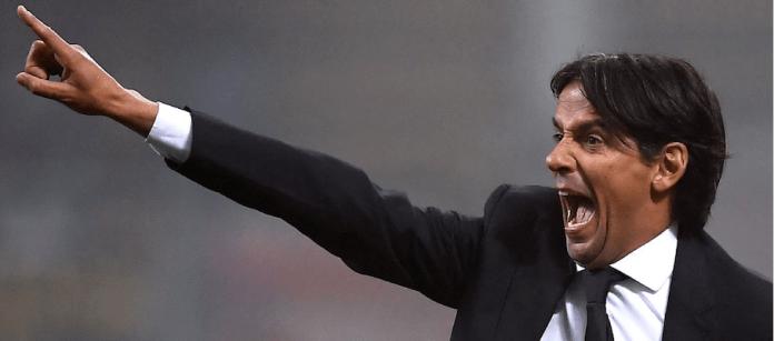Inzaghi Shouting