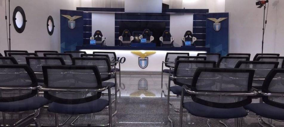 Press Conference in the Formello