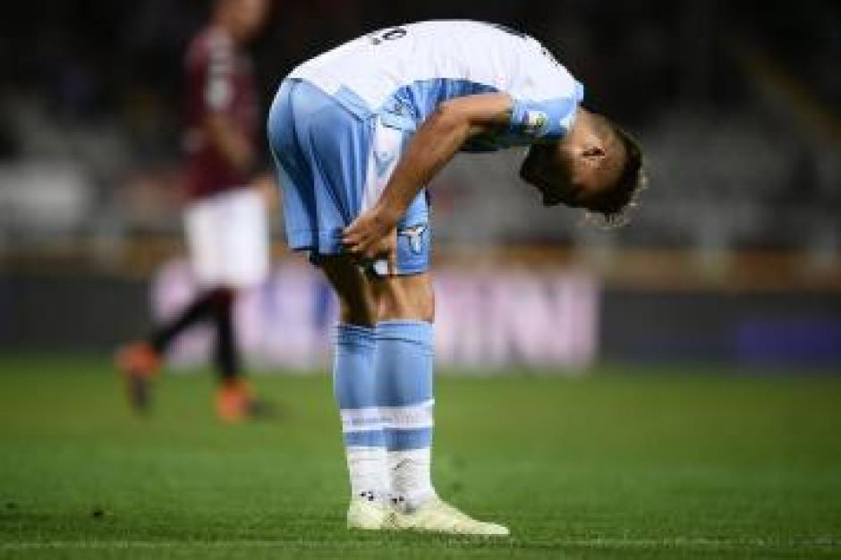 Ciro Immbile Injured, Source- calciomercato.com