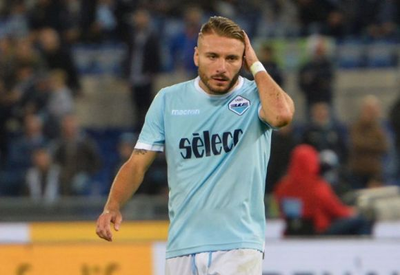 Ciro Immobile, Source: Metro