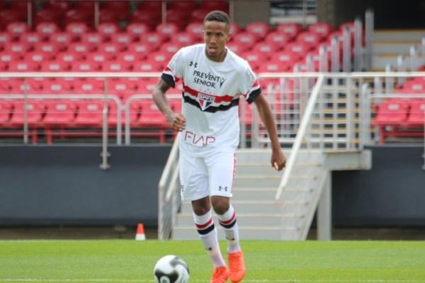 Eder Militao of Sao Paolo, Source- Football Transfer News