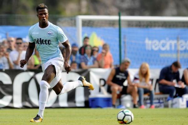 Keita Balde playing for Lazio, Source- talkSPORT