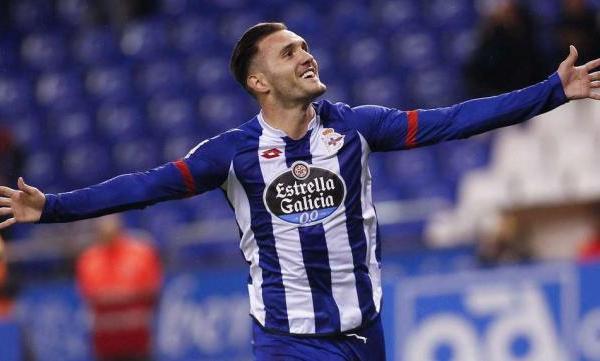 Lucas Perez, Source- 101 Great Goals