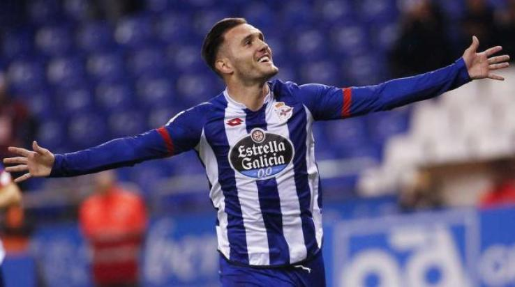 Lucas Perez, Source- 101 Great Goals
