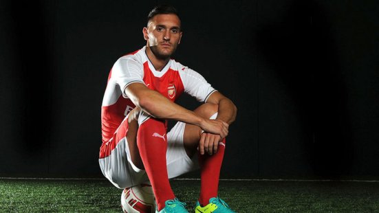 Lucas Perez, Source- Sky Sports