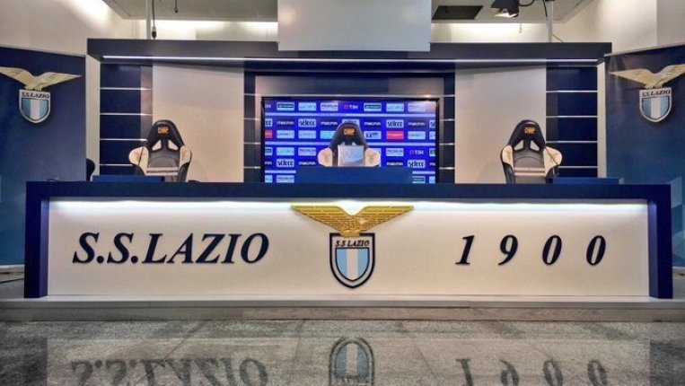 S.S. Lazio Press Conference, Source- Official S.S. Lazio