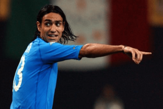 Alessandro Nesta with the Italian national team, Source: www.scoopnest.com