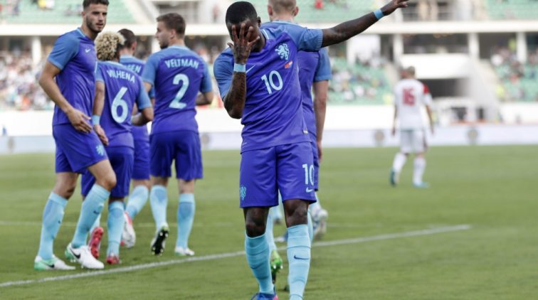 Quincy Promes Netherlands