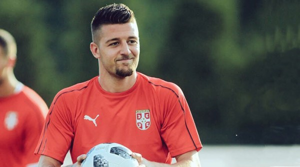 Milinkovic-Savic, Source- Getty Images