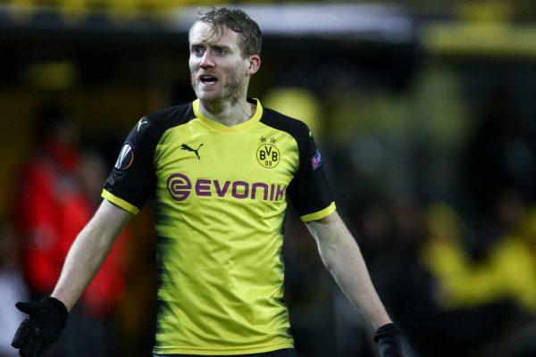 Andre Schurrle at Borussia Dortmund