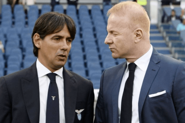 Inzaghi and Tare, Source- GDM