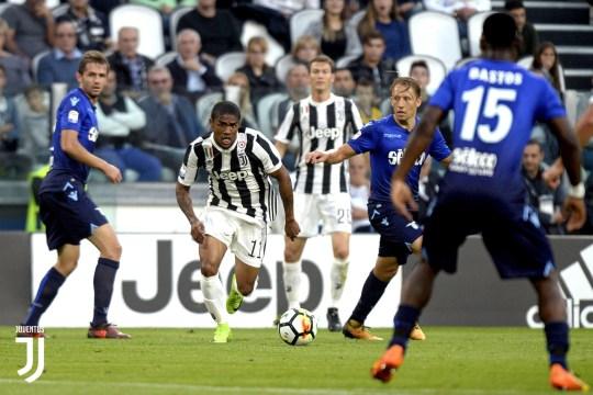 Juventus vs Lazio, Source- Juventus.com