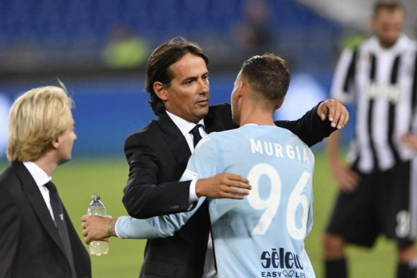 Alessandro Murgia and Simone Inzaghi