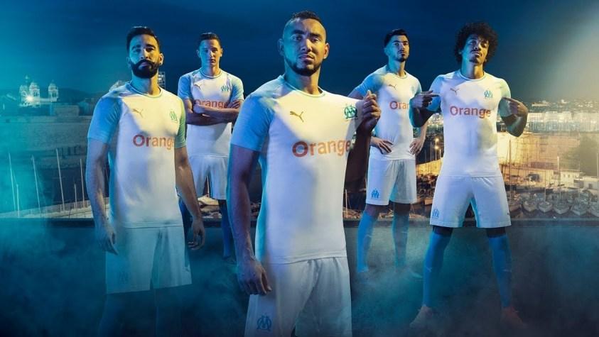 Olympique de Marseille, Source- Puma and Olympique de Marseille