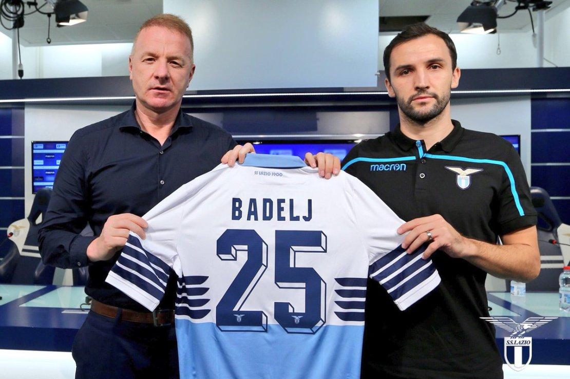 Milan Badelj - Source - SS Lazio