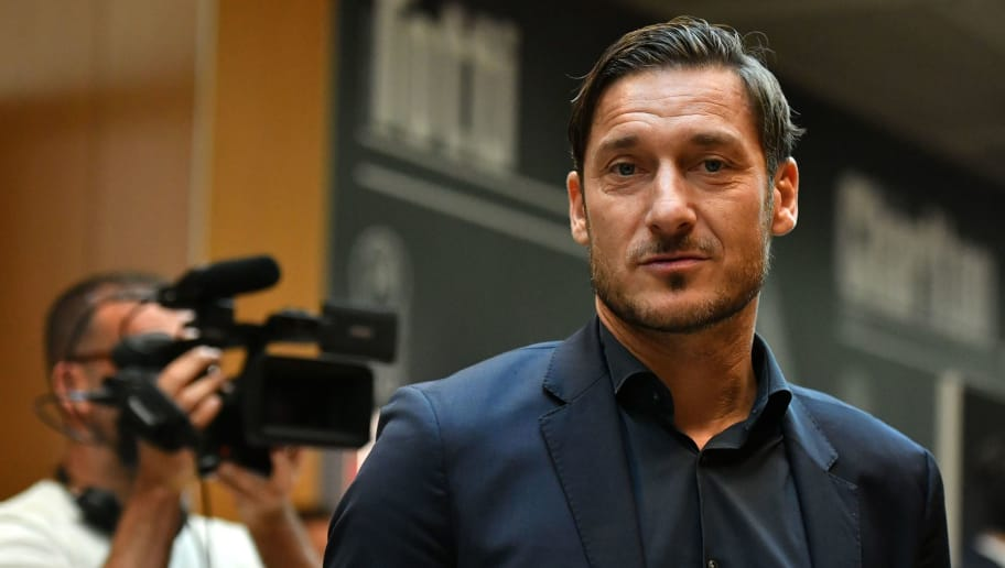Francesco Totti, Source- 90Min