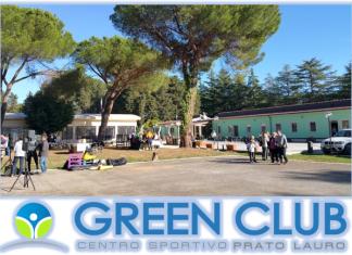 Green Club, Centro Sportivo Prato Lauro