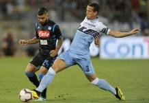 Luiz Felipe against Napoli in Matchday 1, Source- Zimbio
