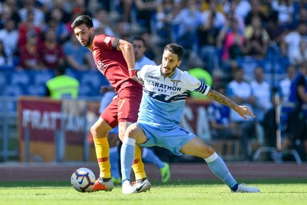 Pastore and Luis Alberto - Source - CalcioWeb
