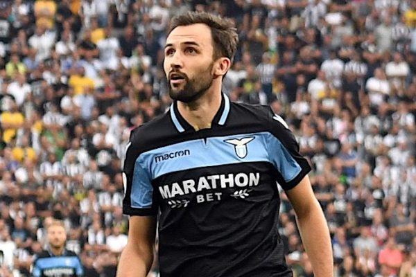 Milan Badelj for Lazio