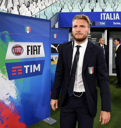 Ciro Immobile, Source- Zimbio