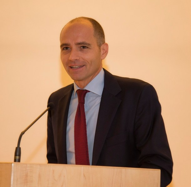Daniele Frongia, Source- Think Tank Trinità dei Monti