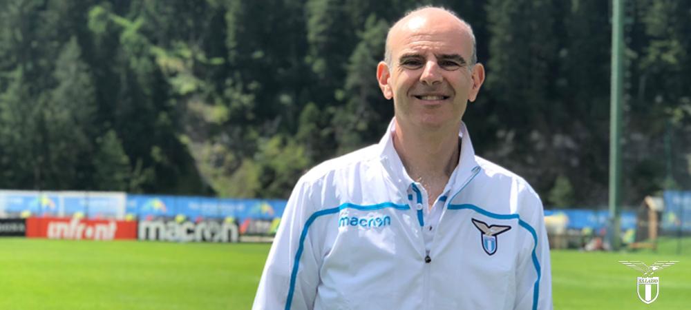 Dr. Fabio Rodia, Source- Official S.S.Lazio