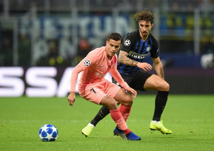 Inter vs Barcelona, Source- Getty Images